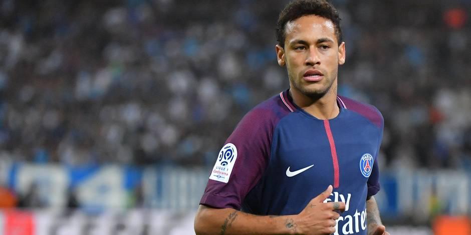 LFP : Un seul match de suspension pour Neymar après OM-PSG