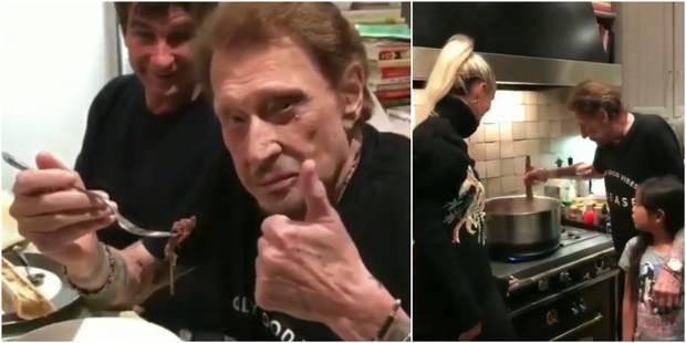 Johnny Hallyday donne des nouvelles (VIDEOS) - La DH