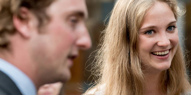 Joachim de Belgique : mariage en vue avec Victoria, une jeune Espagnole - La DH