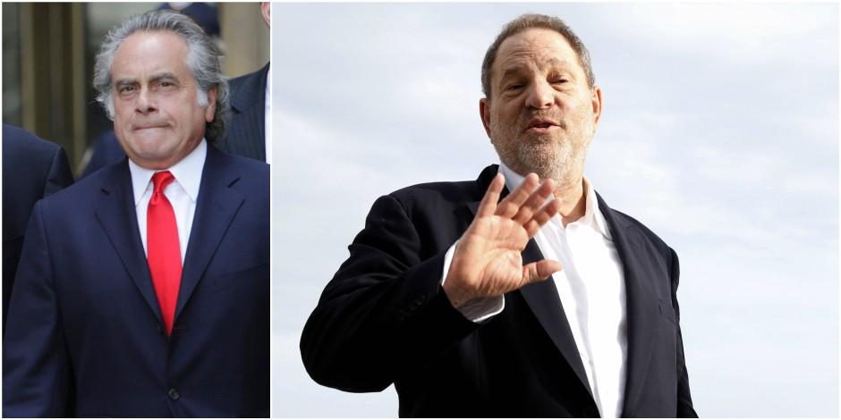 Affaire Weinstein : Harvey Weinstein recrute l'avocat de DSK