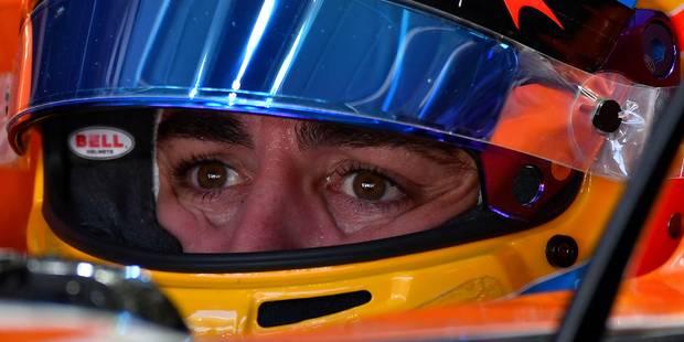 Fernando Alonso aux 24H du Mans avec Toyota - La DH