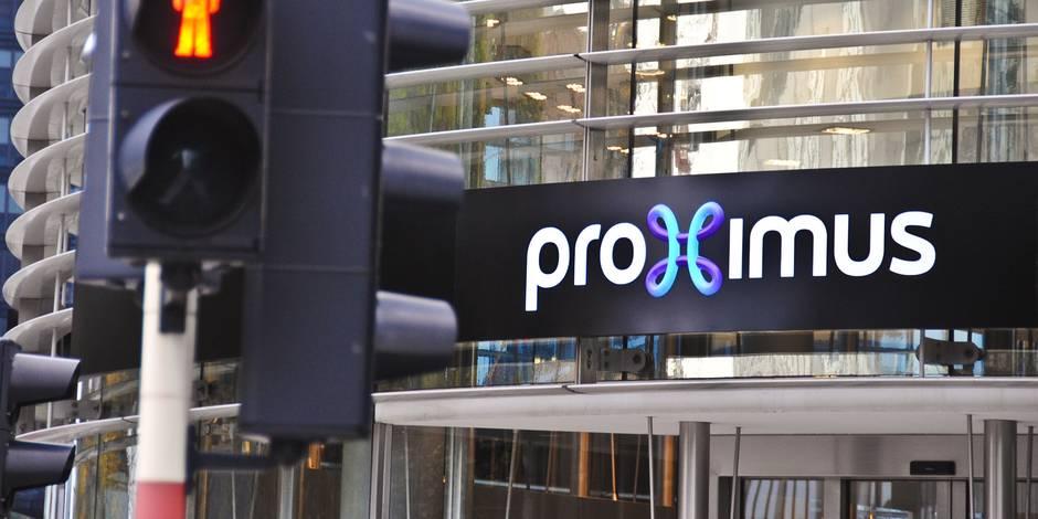 Grosse panne chez Proximus dans plusieurs provinces: que se passe-t-il?