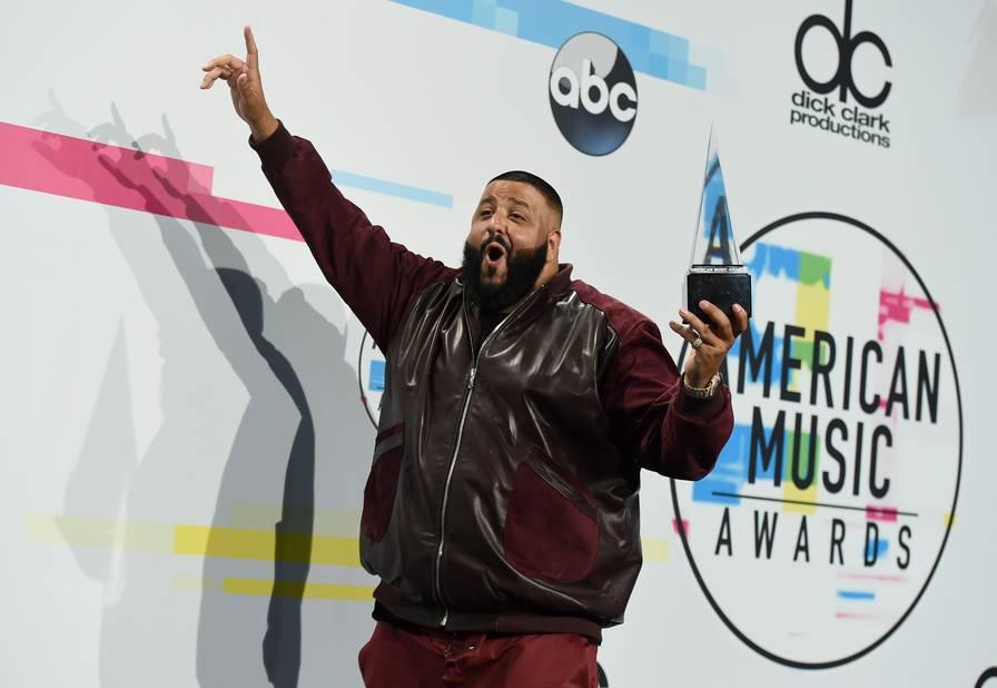 DJ Khaled a gagné et il le fait savoir !