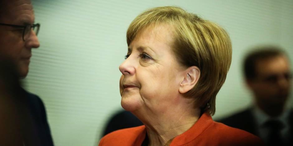 Angela Merkel échoue à former un gouvernement — Allemagne