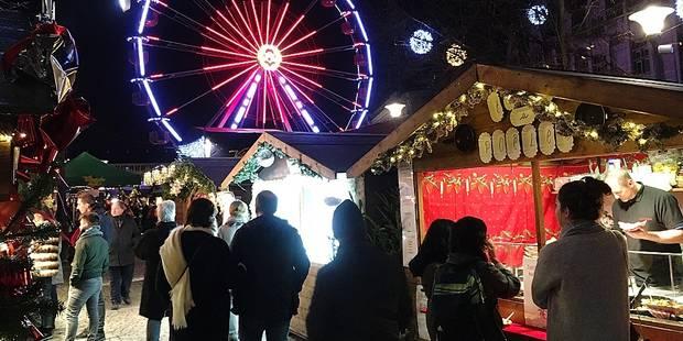 Liège : le village de Noël a démarré ! - La DH