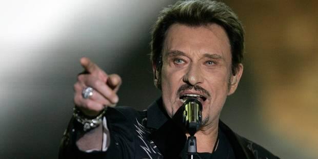 Décès de Johnny Hallyday: les JT d'RTL et de la RTBF ont fait moins d'audience - La DH