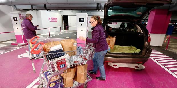 Les Belges adeptes des courses en ligne à Noël - La DH