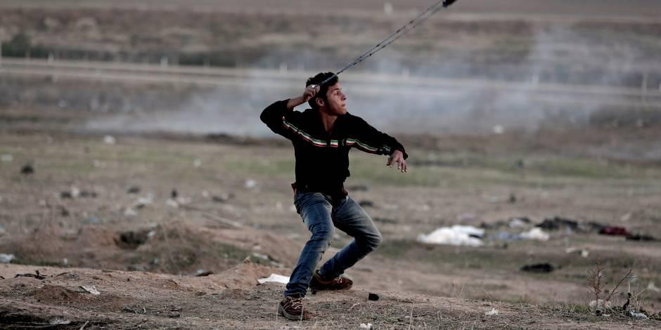 L'armée israélienne riposte et frappe des positions à Gaza — LIVE BLOG
