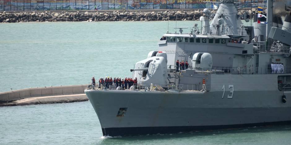 Sous-marin argentin: un sonar détecte