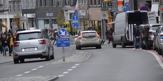 Namur: les nouvelles règles de parking en voirie - La DH