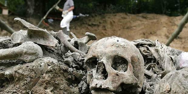 Ohey : une cinquantaine d'exhumations - La DH