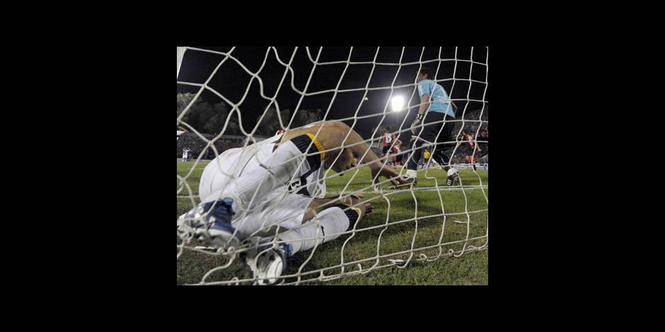 Une séance de tirs au but record en Argentine