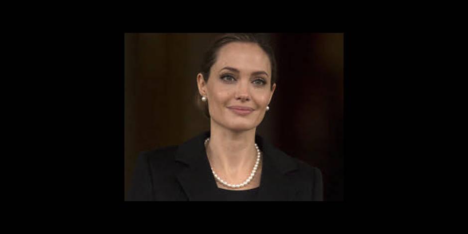 """Angelina Jolie se sent """"merveilleusement bien"""" après son opération"""