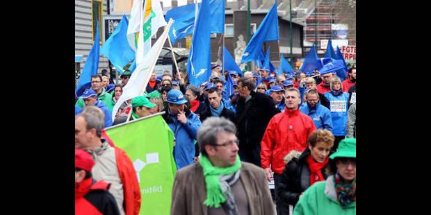 Grève de la fonction publique ce mercredi - La DH