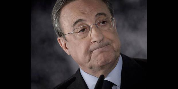Florentino Perez réélu président du Real - La DH