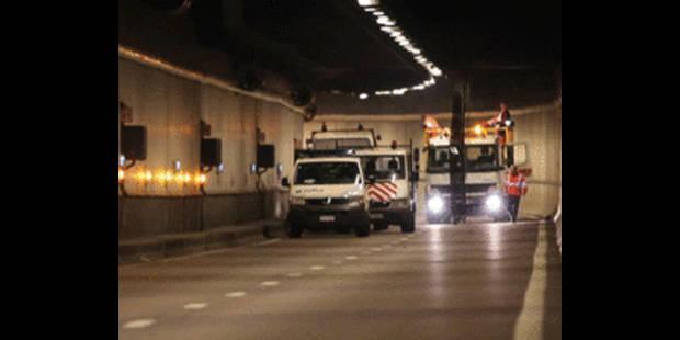 """""""Le tunnel Montgomery restera fermé durant l'heure de pointe"""" - La DH"""