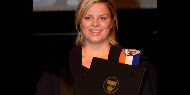 Clijsters élue docteur honoris causa par la VUB - La DH