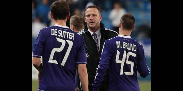 Champions League: sauf miracle, Anderlecht sera dans le pot 4 - La DH