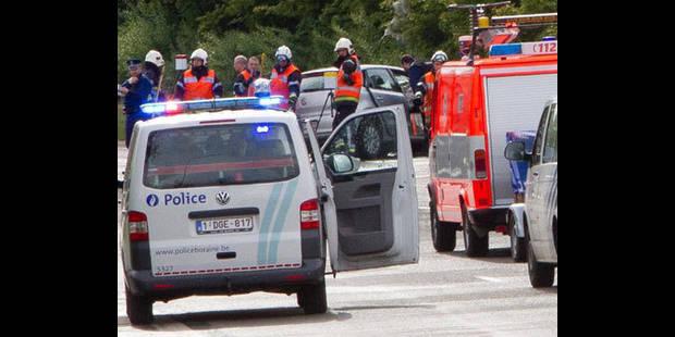 Deux tués sur la route de Wallonie - La DH