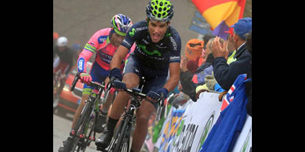 Giro: L'Espagnol Intxausti s'adjuge la 16e étape - La DH