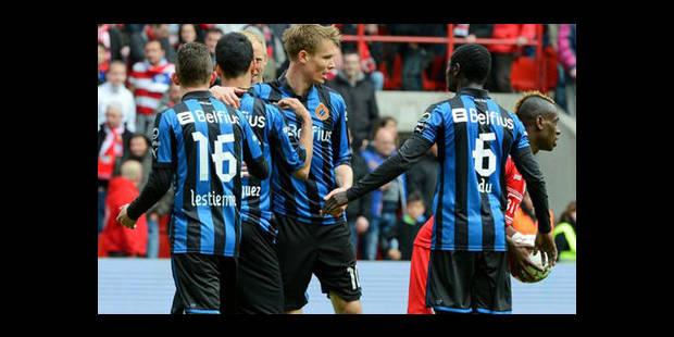 Bruges brise les rêves liégeois (2-4) - La DH