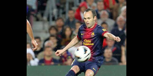 Le FC Barcelone est sacré champion sans jouer - La DH