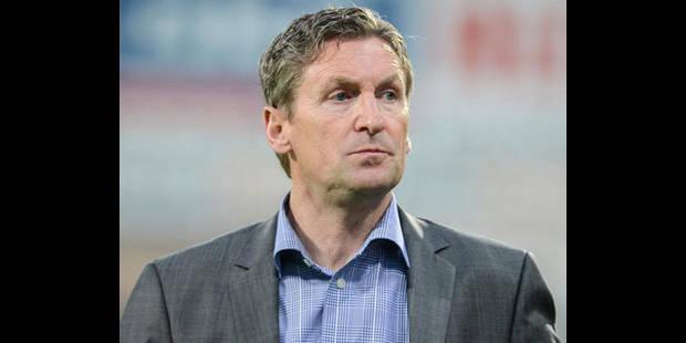 Francky Dury est l'entraineur de l'année - La DH