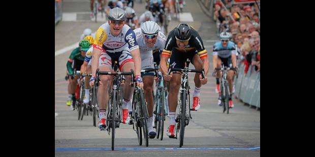 Tour de Belgique: André Greipel remet ça - La DH