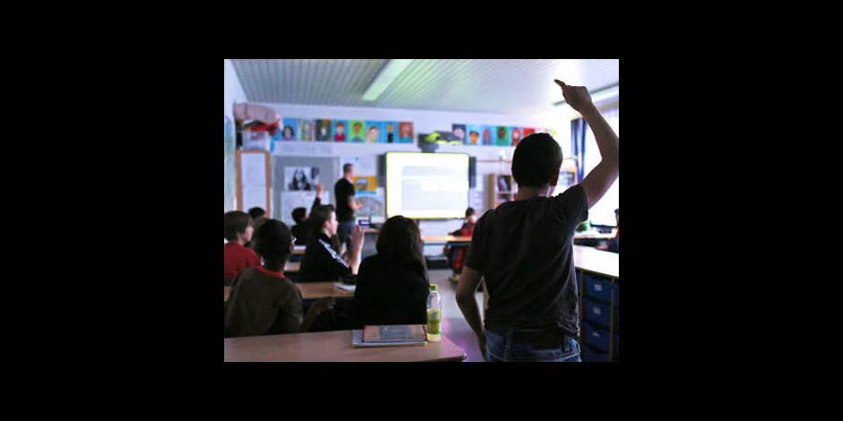 """Les élèves """"ingérables"""" sont relégués dans le spécialisé"""