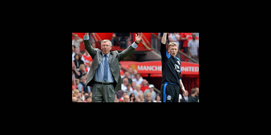 Moyes nouveau manager de Manchester United pour 6 ans !