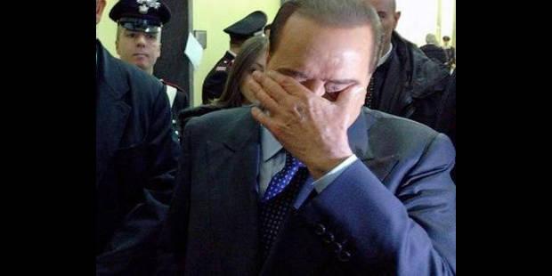 Le Parquet de Naples demande une 2e fois le renvoi en justice de Berlusconi - La DH