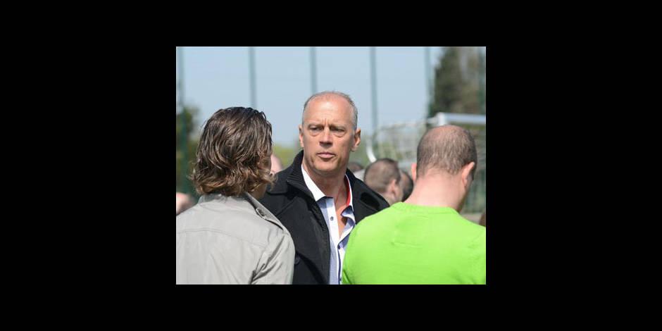 Troost, le coach mental qui doit positiver Anderlecht