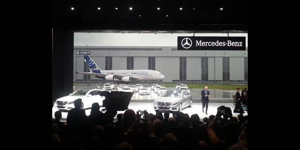 Voici la nouvelle classe S de Mercedes ! - La DH
