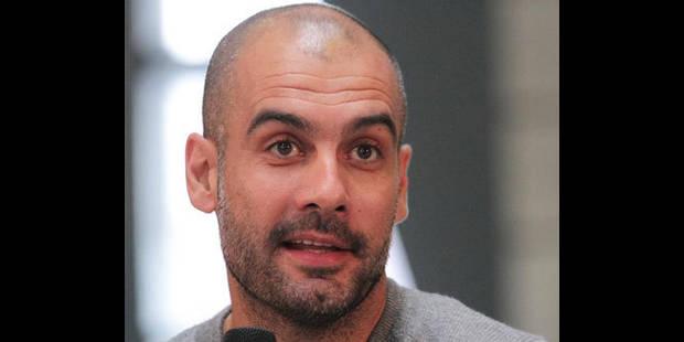 Pep Guardiola ne reviendra pas au Barça - La DH