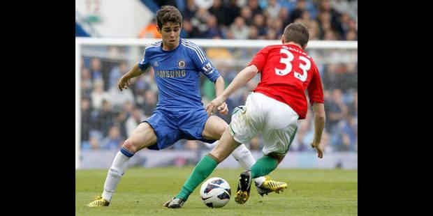 Chelsea solide face � Swansea