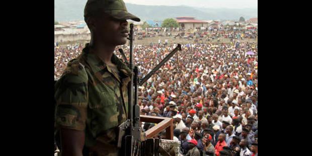 Feu vert gouvernemental à l'envoi d'instructeurs en RDC - La DH