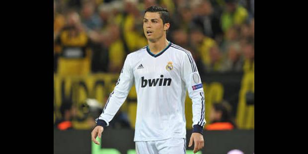 Ronaldo à l'entraînement devrait être d'attaque