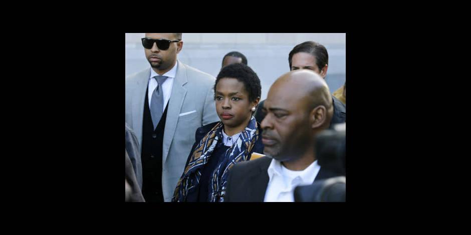 Lauryn Hill condamnée pour fraude fiscale