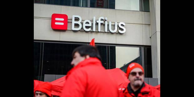 SETCa et CGSLB vont mener de nouvelles actions chez Belfius Banque