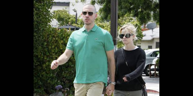 Reese Witherspoon: son mari s'en veut - La DH