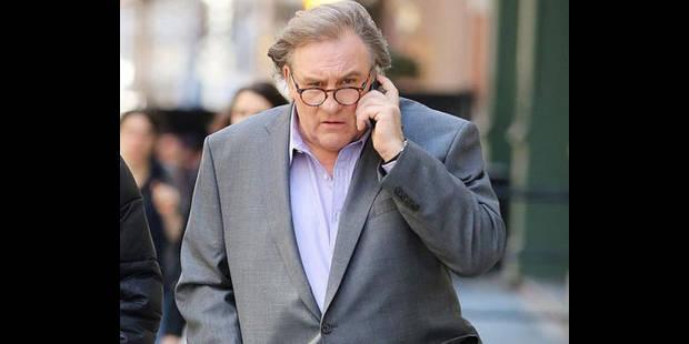 Un Depardieu en DSK complètement loufoque - La DH