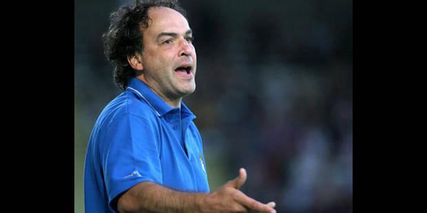 Stéphane Demol n'est plus l'entraîneur du club thaïlandais de Sasana - La DH
