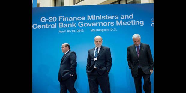 Le secret bancaire, la priorité du G20 - La DH