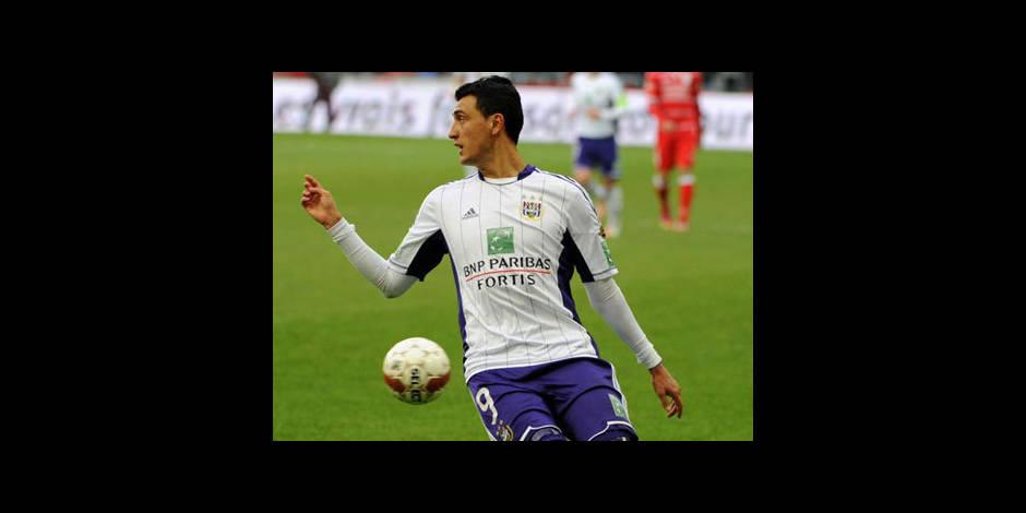 Matias Suarez veut devenir belge !
