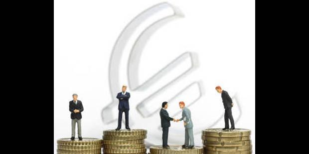 Le coût horaire de la main d'oeuvre est de 37,2 euros en Belgique - La DH