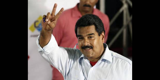 Venezuela: Capriles ne reconnait pas la victoire de Maduro - La DH