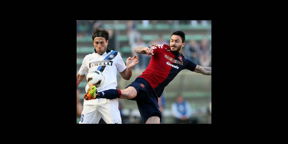 Serie A: L'Inter se rate encore