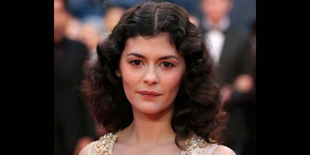 Audrey Tautou, maîtresse de cérémonie du 66e festival de Cannes - La DH