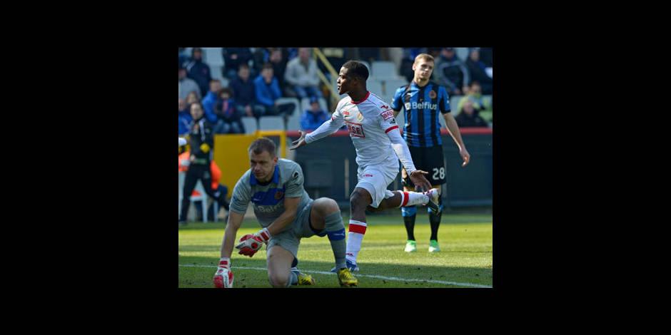 Le Standard entame parfaitement ses PO1 à Bruges (0-2)