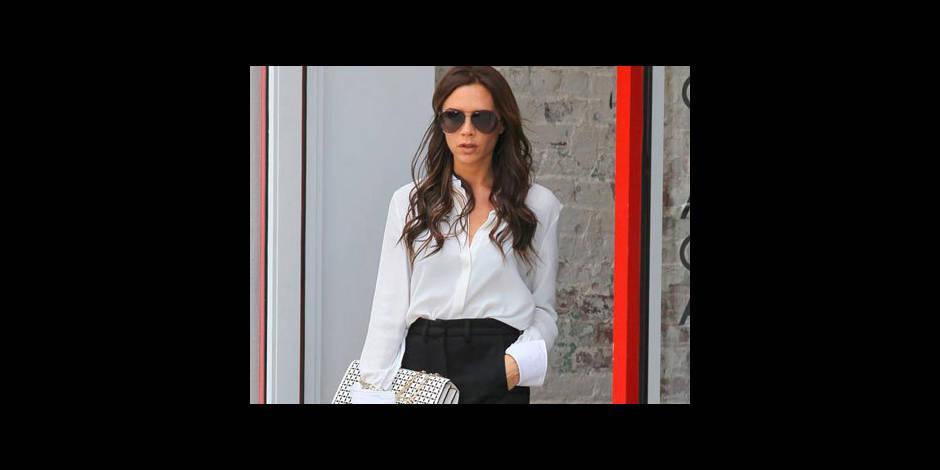 Victoria Beckham : des sacs intemporels